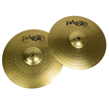 Paiste 101 14in Hi Hats – Pre-owned