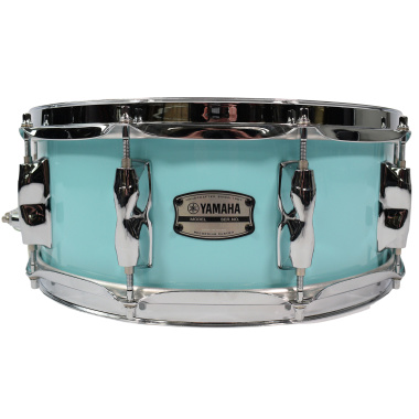 Yamaha Recording Custom 14×5.5 Snare – Surf Green – Pre-owned