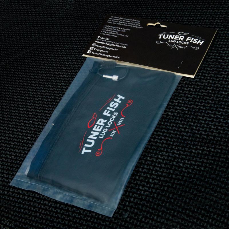 Tuner Fish Lug Locks Essentials Pack