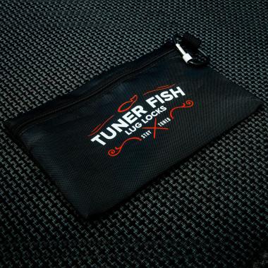 Tuner Fish Lug Locks Accessory Pouch