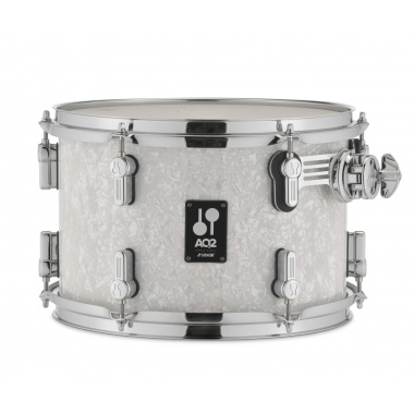 Sonor AQ2 12x8in Tom – White Pearl