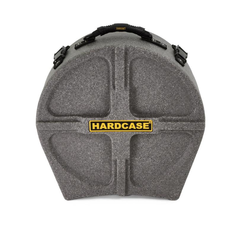 Hardcase Lined 14in Snare Case – Granite