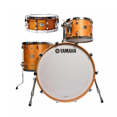 Yamaha Absolute Hybrid Maple 24in 4pc Shell Pack – Vintage Natural
