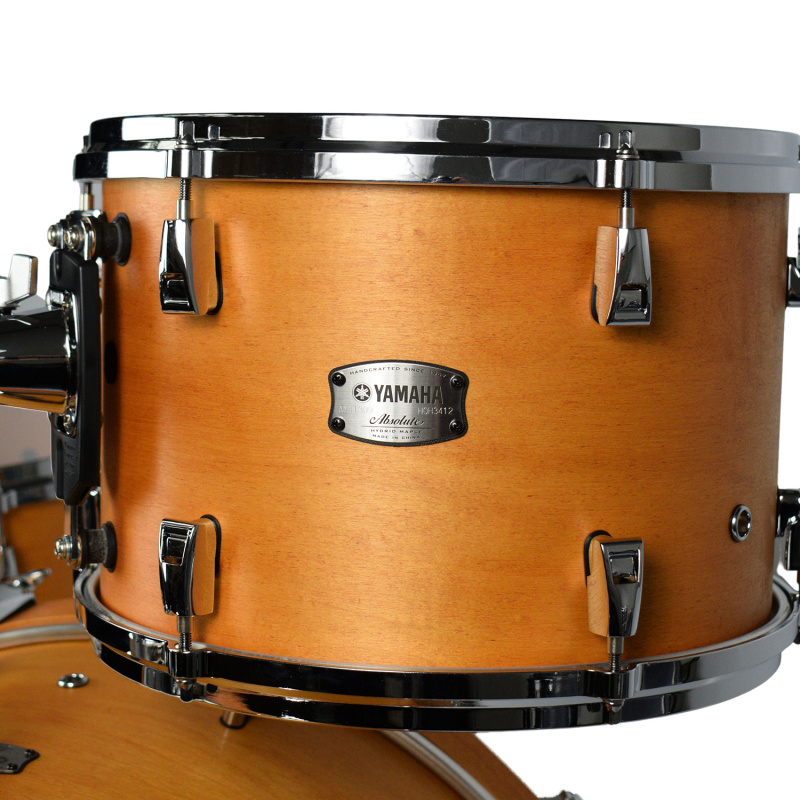 Yamaha Absolute Hybrid Maple 24in 3pc Shell Pack – Vintage Natural