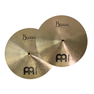 Meinl Byzance Traditional 15in Medium Hi-Hats – Pre-Owned
