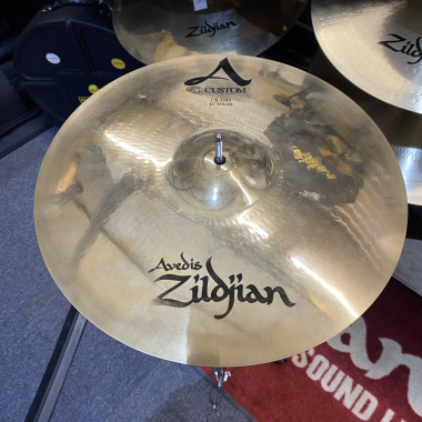 Zildjian 16in A Custom Crash – Pre-owned