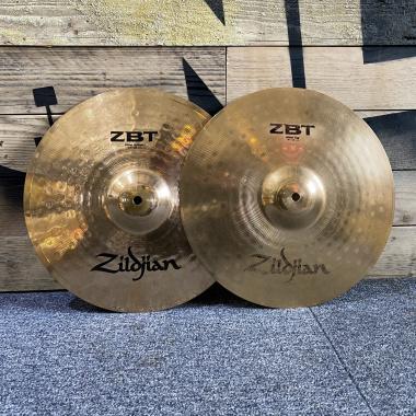 Zildjian ZBT 14in Hi-hat Cymbals – Pre-owned