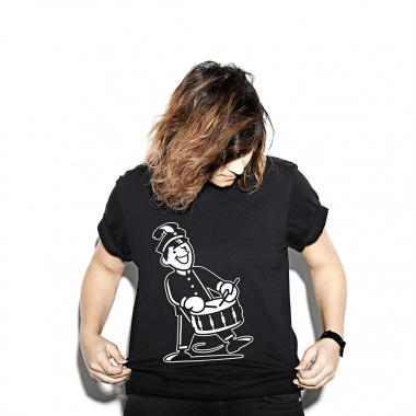 Evans Barney Beats T-shirt – Medium