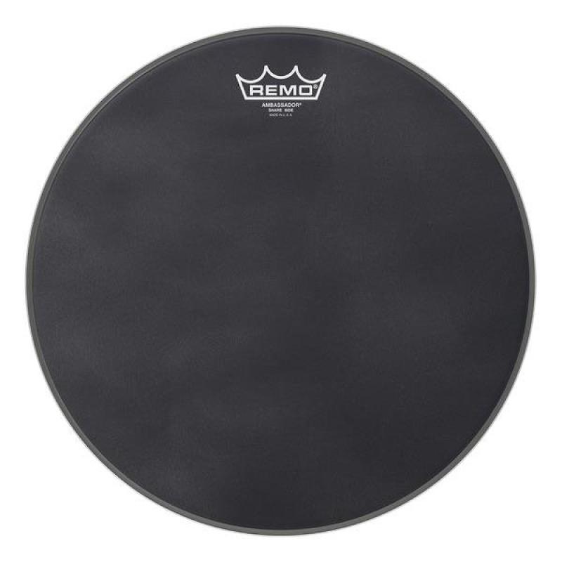 Remo Ambassador Black Suede 14in Snare Side Drum Head