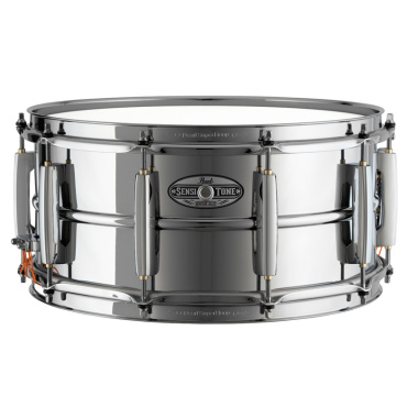 Pearl Sensitone Heritage Alloy 14×6.5in Steel Snare