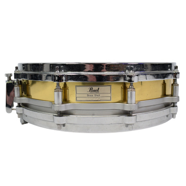 Pearl Free Floating 14×3.5in Brass Snare Drum – Pre-owned