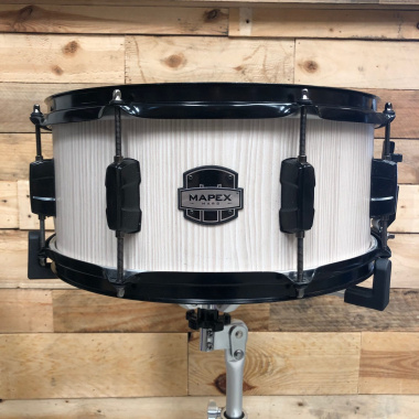 Mapex Mars 14×6.5in Snare, Bonewood – Pre-owned