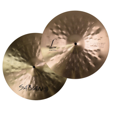 Sabian HHX 15in Legacy Hi-hats – Pre-owned