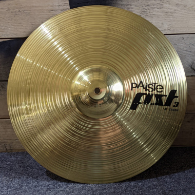 Paiste PST3 16in Crash Cymbal – Pre-owned