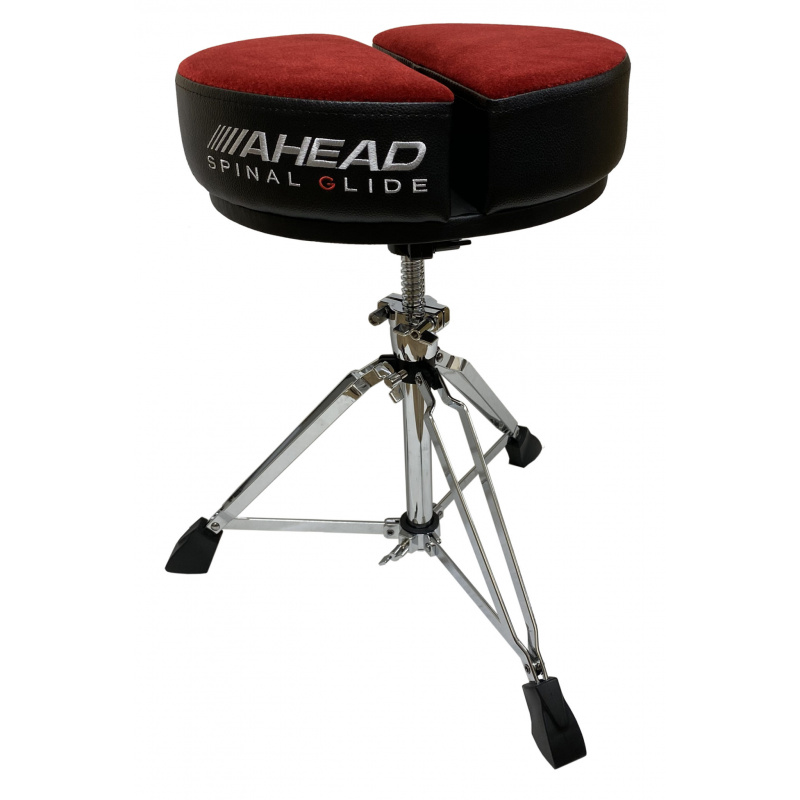Ahead Spinal G Round Top Throne System – Red