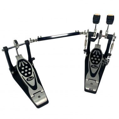 Pearl P122TW PowerShifter Double Pedal And Case – Pre-owned