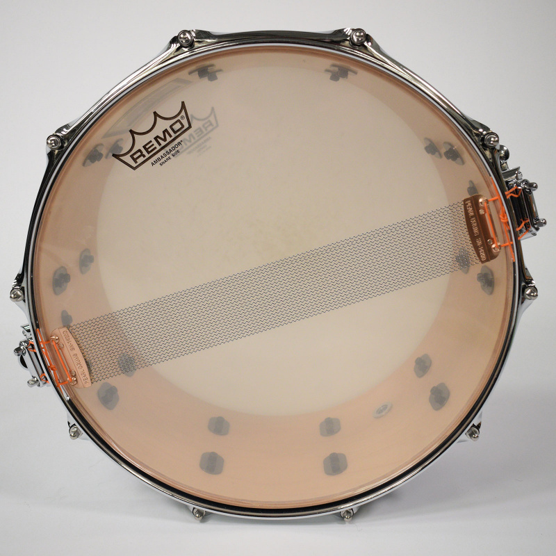 Pearl Reference Pure 14×6.5in Snare Drum, Crystal Rain – Pre-owned