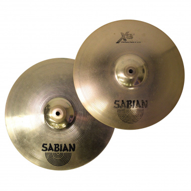 Sabian XS20 14in Hats – Pre-owned