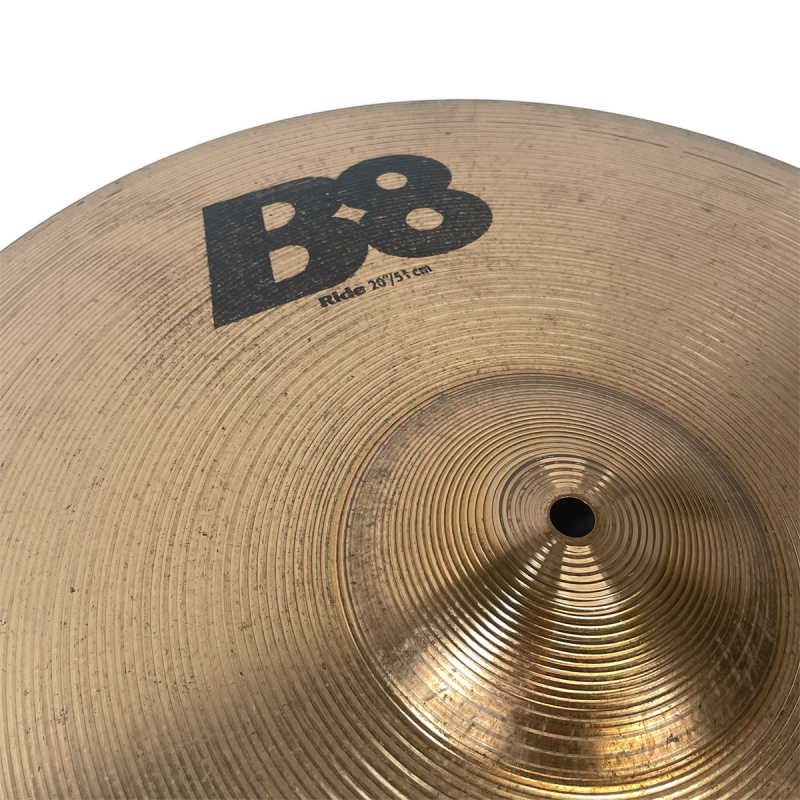 Sabian B8 20in Ride Cymbal – Pre-owned