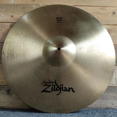 Zildjian A 20in Rock Ride – Pre-owned