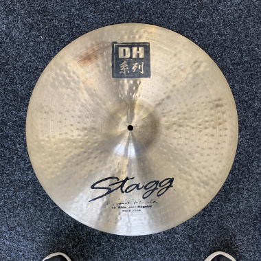Stagg DH 20in Jazz Ride – Pre-owned