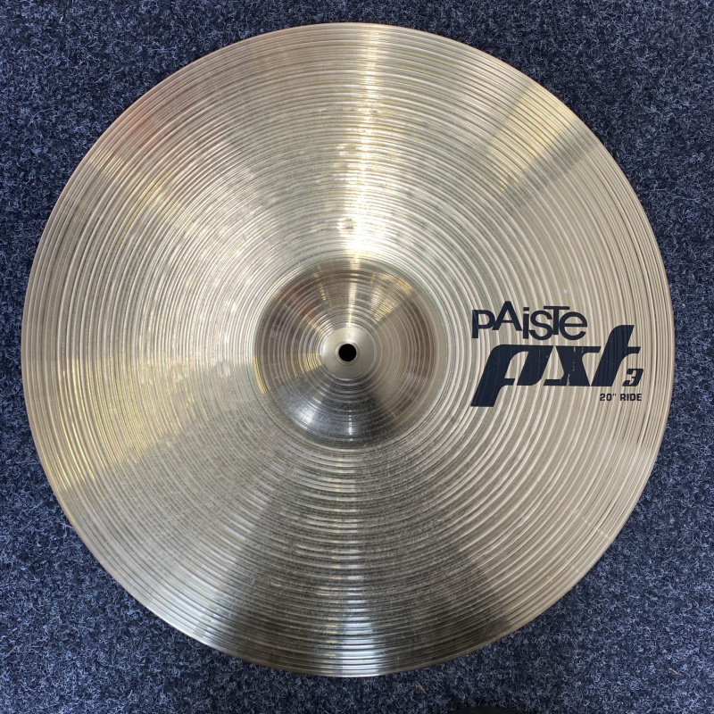 Paiste PST3 20in Ride Cymbal