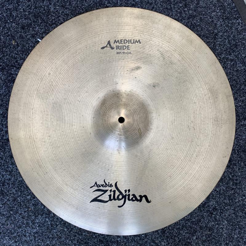 Zildjian Avedis 20in Medium Ride – Pre-owned