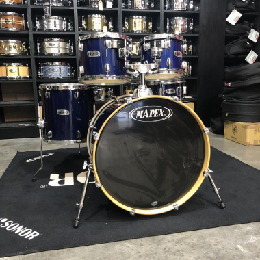 Mapex V Series 22in Fusion 5pc Shell Pack – Pre-owned