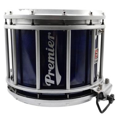 Premier 14×12 Marching Snare Drum – Indigo