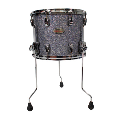 Pearl Reference Series 14x11in Floor Tom, Crystal Rain – Pre-owned