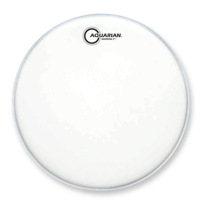 Aquarian Texture Coated Response 2 13in Drum Head