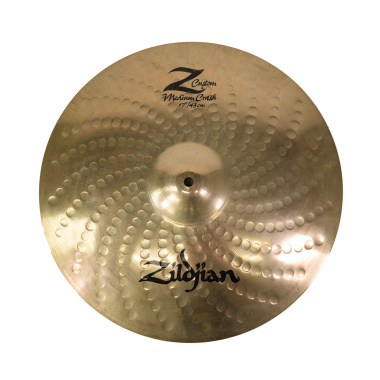 Zildjian Z Custom 17in Medium Crash – Pre-owned