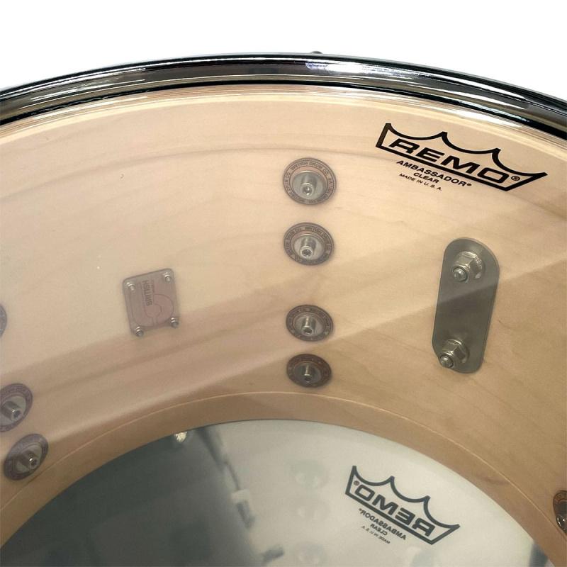 British Drum Co Legend Series 22in 4pc Shell Pack – Night Skye