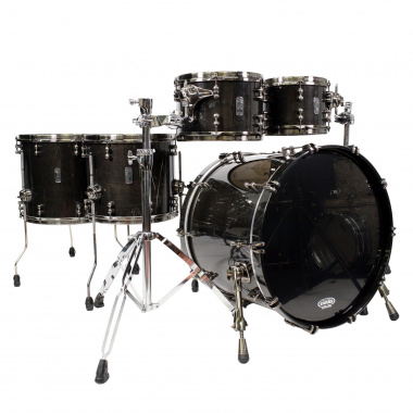 Mapex Black Panther Black Widow 5pc Shell Pack – Pre-owned
