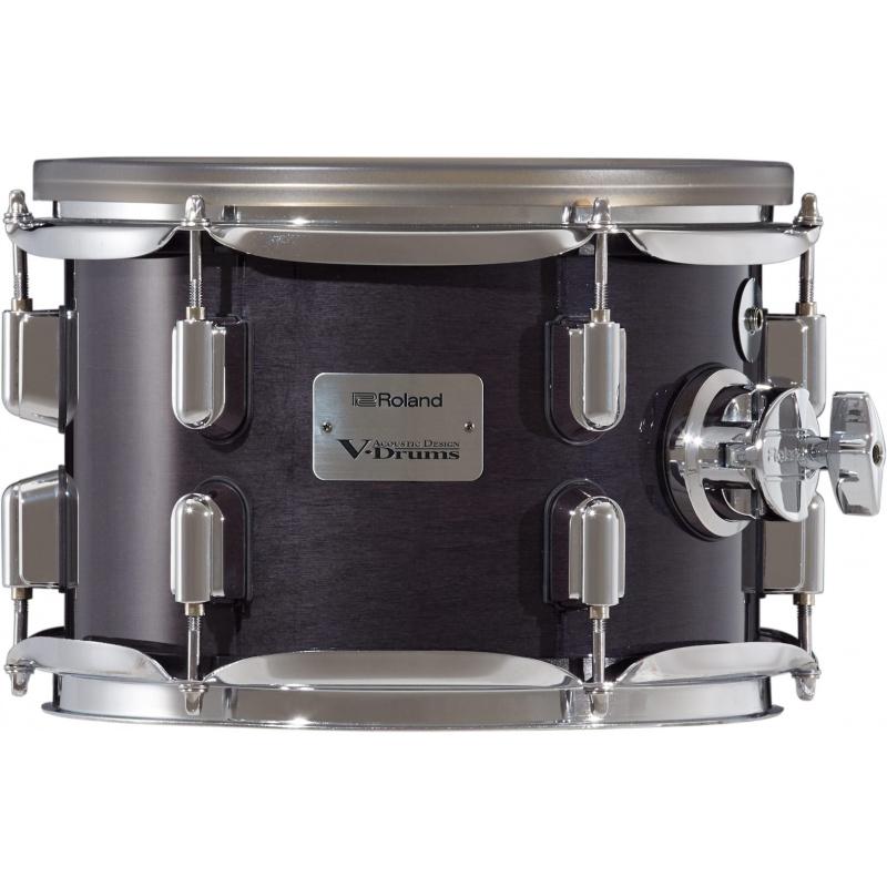 Roland VAD 10in V-Drums Tom Pad – Gloss Ebony