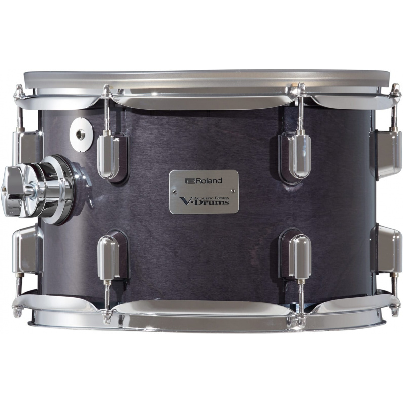 Roland VAD 12in V-Drums Tom Pad – Gloss Ebony