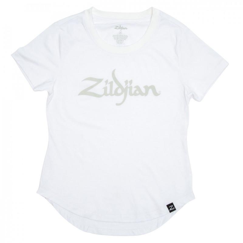 Zildjian Womens White T-shirt – Various Sizes