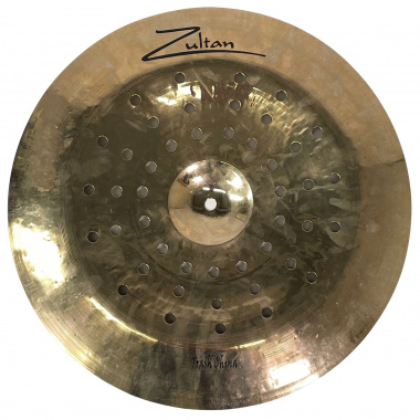 Zultan Rock Beat 18in Trash China – Pre-owned