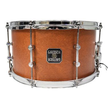 Gretsch Full Range 14x8in Swamp Dawg Mahogany Snare – Pre-owned