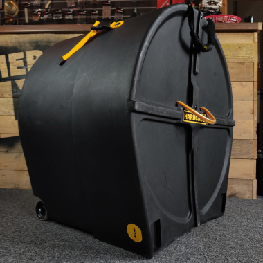 Hardcase 24in Bass Drum Case – Pre-owned