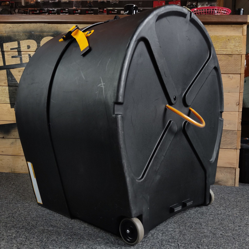 Hardcase 22in Bass Drum Case – Pre-owned