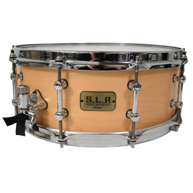 Tama SLP 14×5.5in Maple Snare, Antique Maple – Pre-owned