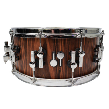 Sonor SQ2 14×6.5in Beech Snare, Rosewood – Pre-owned