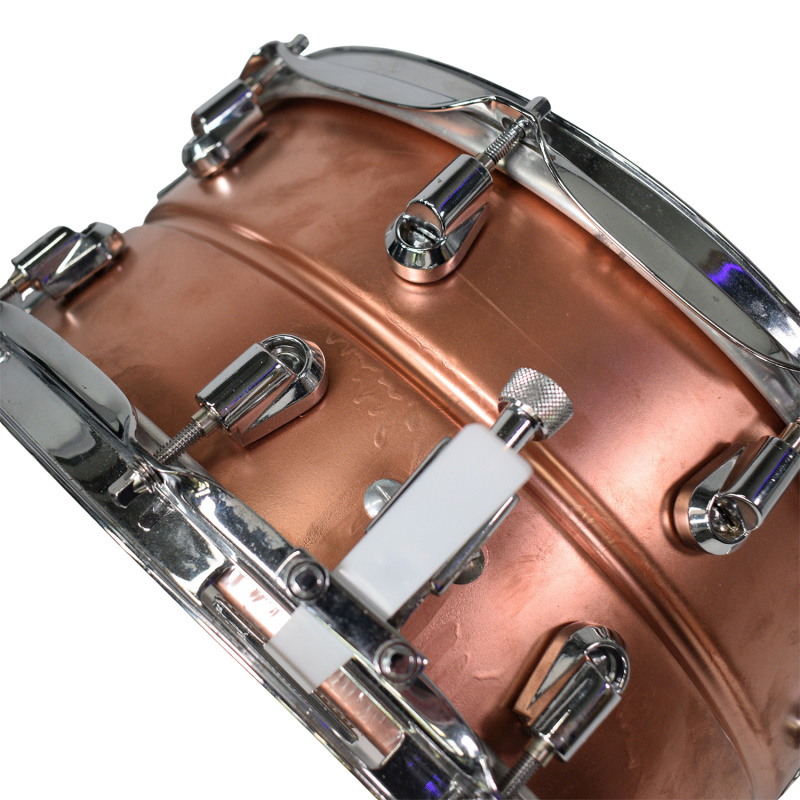 Yamaha SD6465 14×6.5in Copper Snare Drum – Pre-owned