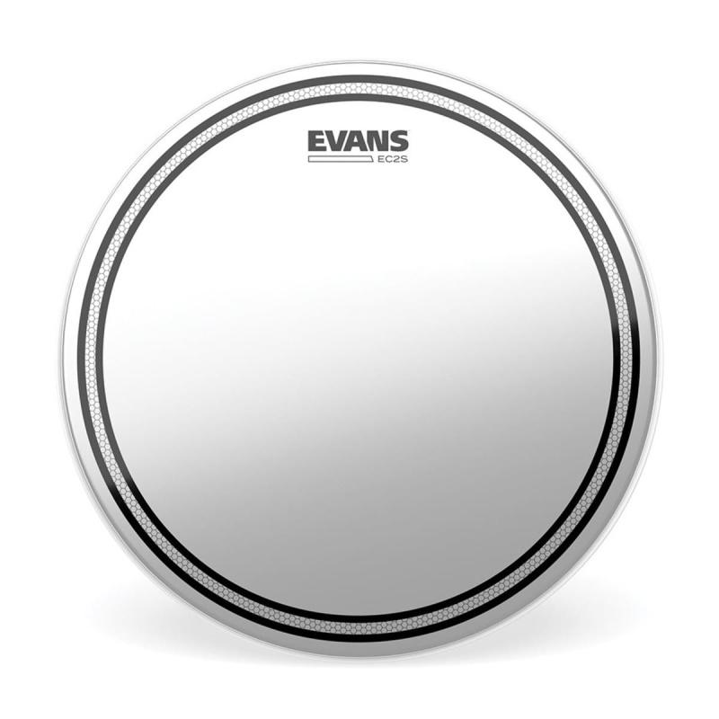 Evans EC2 Coated SST 14in Drum Head