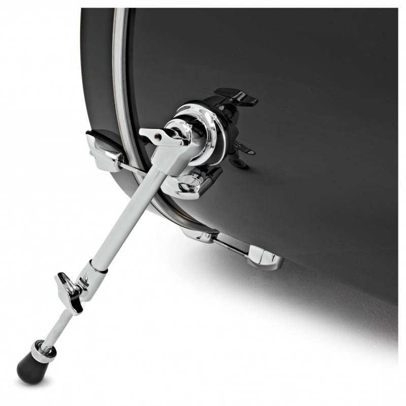 Pearl Export EXX 20in Fusion Kit w/ Sabian SBR Cymbals – Jet Black