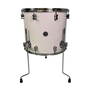 PDP Concept Maple 18x16in Floor Tom – Pearlescent White