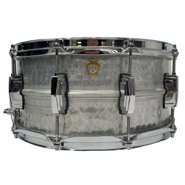 Ludwig 14×6.5in Acrophonic Snare Drum – Pre-owned