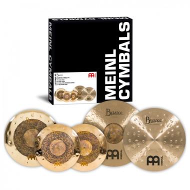 Meinl Byzance Assorted Cymbal Set