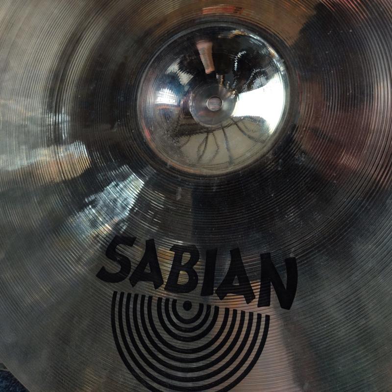 Sabian AAX 20in Studio Crash – Pre-owned